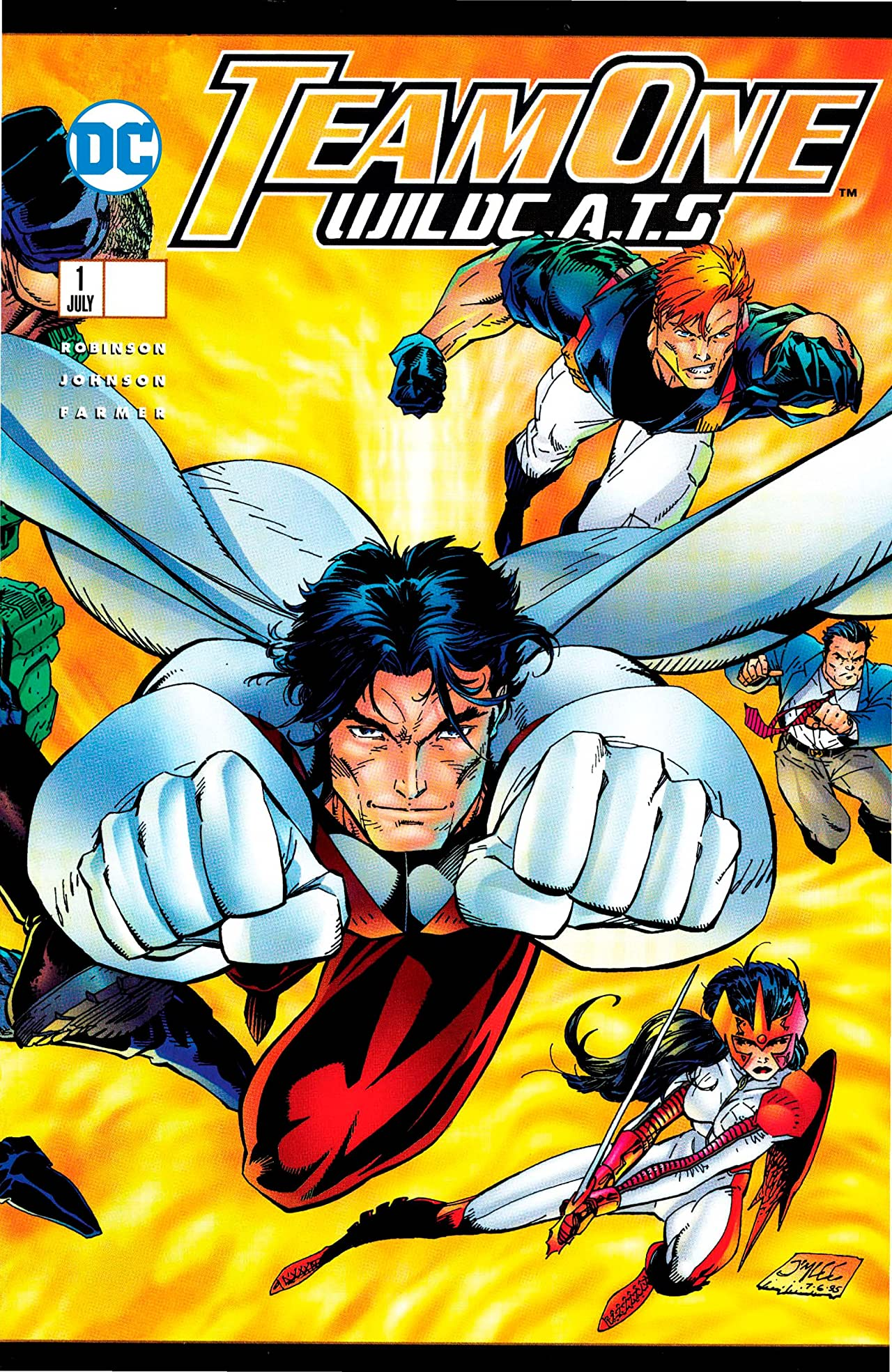 Team One WildC.A.T.S (1995) #1