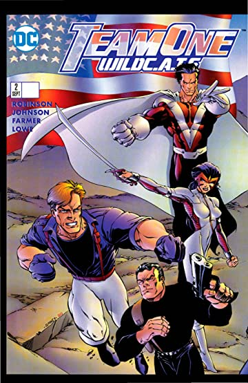 Team One WildC.A.T.S (1995) #2