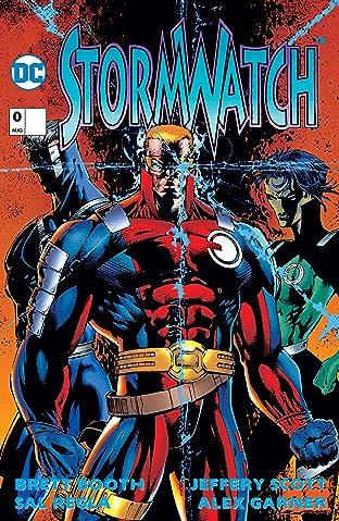 Stormwatch (1993-1997) #0