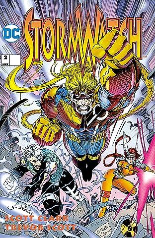 Stormwatch (1993-1997) #2