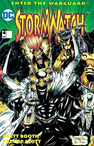 Stormwatch (1993-1997) #4