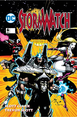 Stormwatch (1993-1997) #6