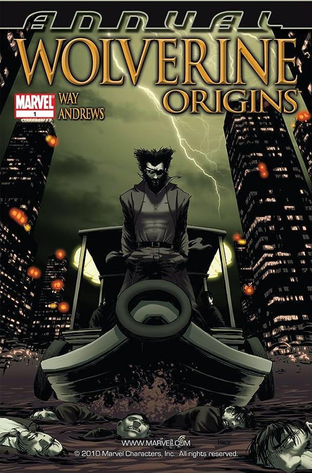 Wolverine: Origins Annual #1