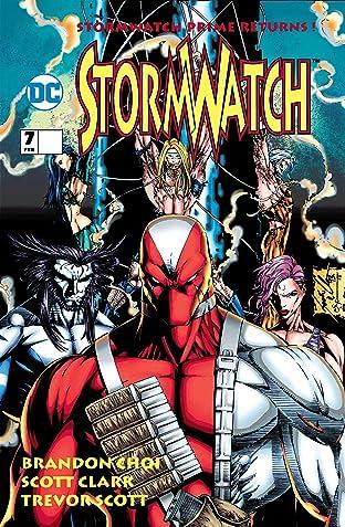 Stormwatch (1993-1997) #7