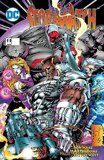 Stormwatch (1993-1997) #11
