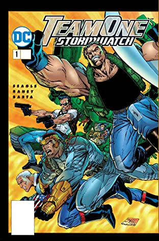 Team One: Stormwatch (1995) #1