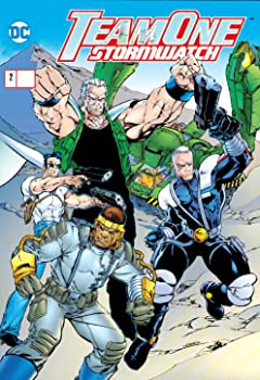 Team One: Stormwatch (1995) #2