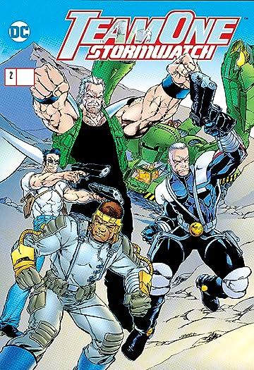 Team One: Stormwatch (1995) #2