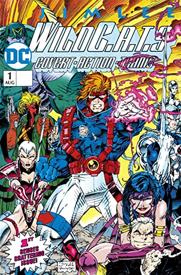 WildC.A.Ts: Covert Action Teams (1992-1998) #1
