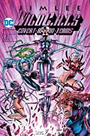 WildC.A.Ts: Covert Action Teams (1992-1998) #2