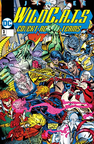 WildC.A.Ts: Covert Action Teams (1992-1998) No.3