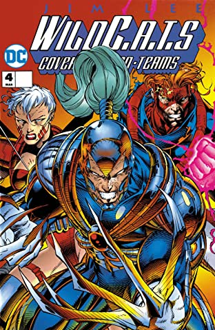 WildC.A.Ts: Covert Action Teams (1992-1998) No.4