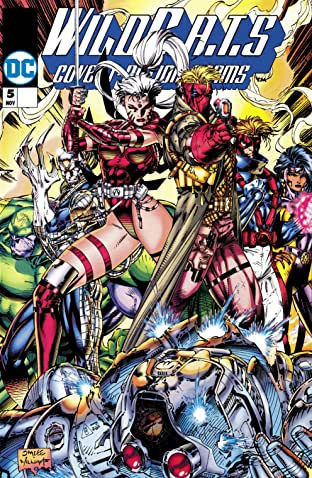 WildC.A.Ts: Covert Action Teams (1992-1998) No.5