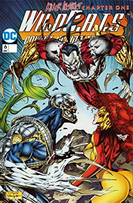 WildC.A.Ts: Covert Action Teams (1992-1998) #6
