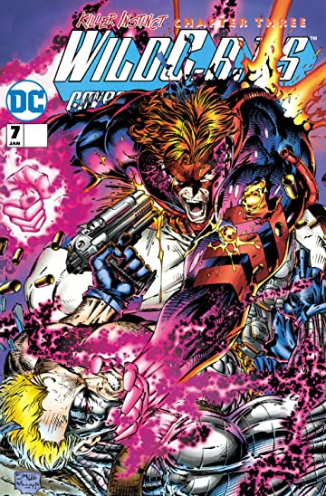 WildC.A.Ts: Covert Action Teams (1992-1998) #7