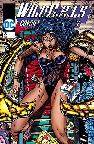 WildC.A.Ts: Covert Action Teams (1992-1998) No.8
