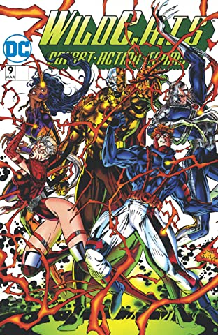 WildC.A.Ts: Covert Action Teams (1992-1998) No.9