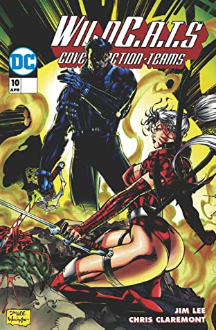 WildC.A.Ts: Covert Action Teams (1992-1998) No.10