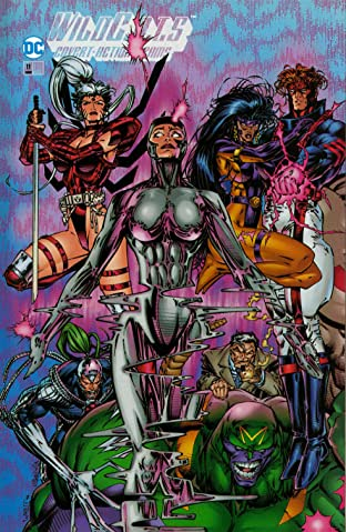 WildC.A.Ts: Covert Action Teams (1992-1998) No.11