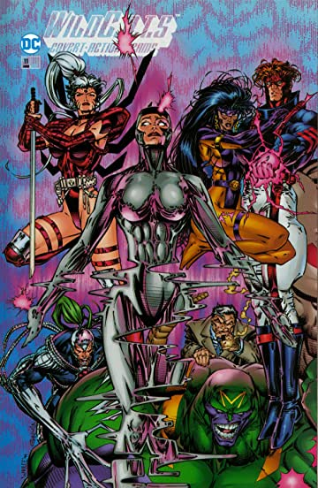 WildC.A.Ts: Covert Action Teams (1992-1998) #11