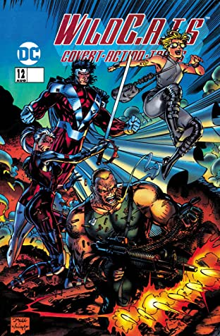 WildC.A.Ts: Covert Action Teams (1992-1998) No.12