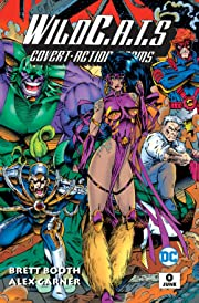WildC.A.Ts: Covert Action Teams (1992-1998) #0