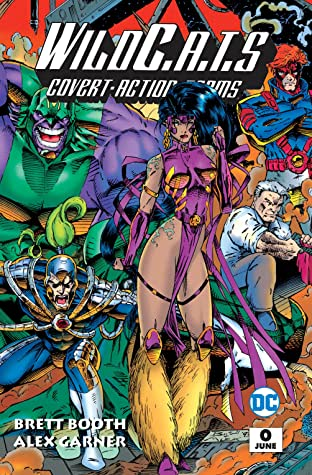 WildC.A.Ts: Covert Action Teams (1992-1998) No.0