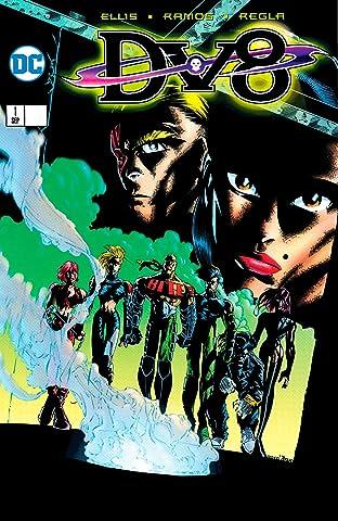 DV8 (1996-1999) #1
