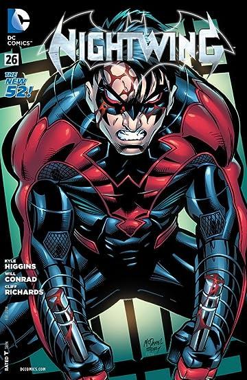 Nightwing (2011-2014) #26