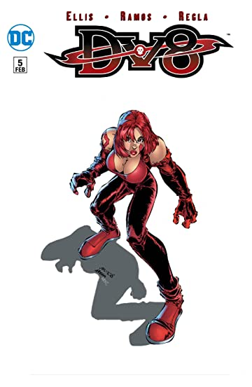 DV8 (1996-1999) #5