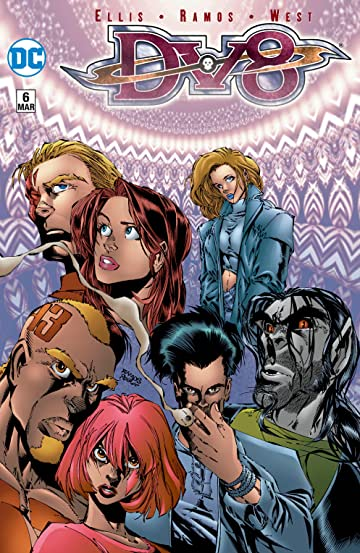DV8 (1996-1999) #6