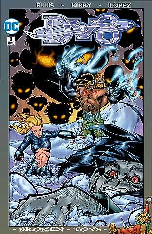 DV8 (1996-1999) #8