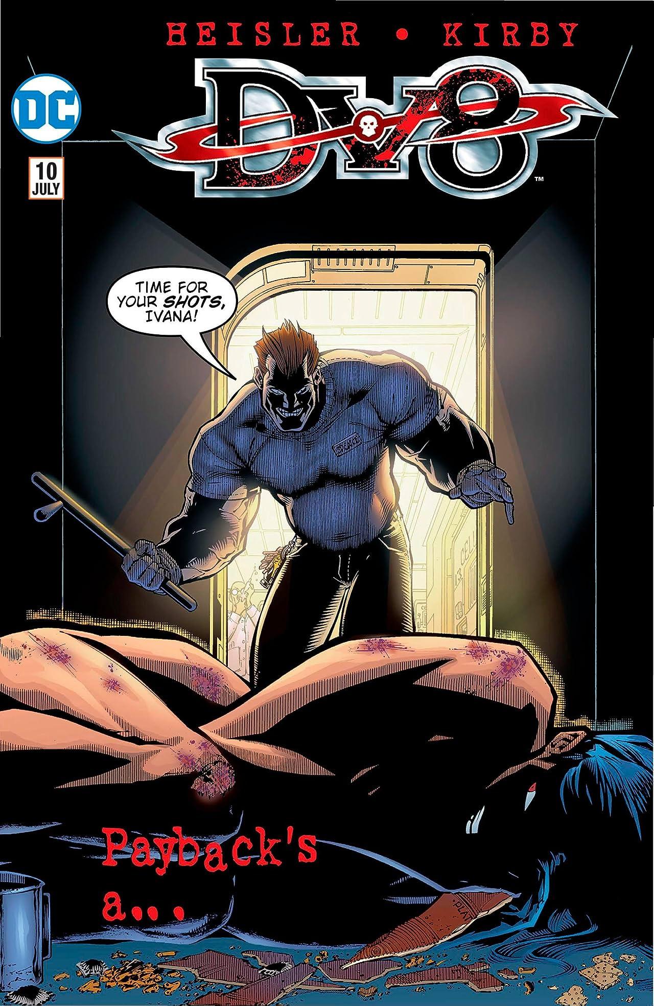 DV8 (1996-1999) #10