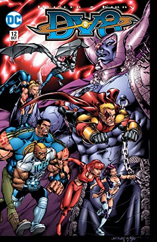 DV8 (1996-1999) #12