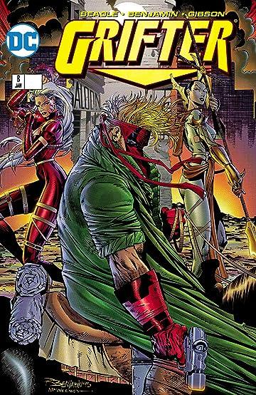 Grifter (1995-1996) #8