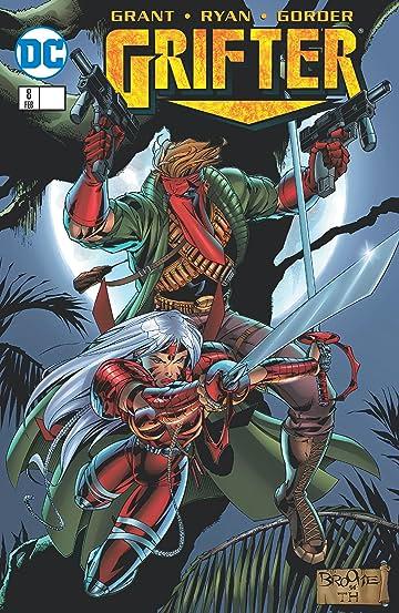 Grifter (1996-1997) #8
