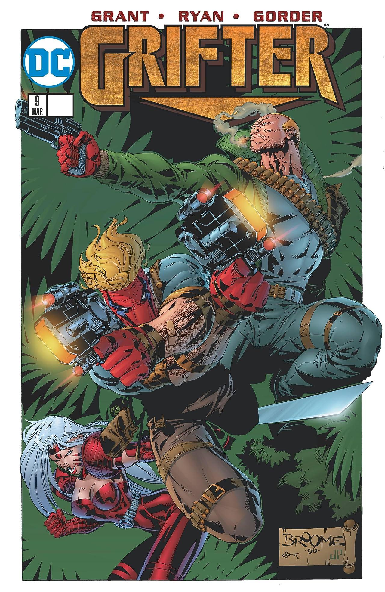 Grifter (1996-1997) #9