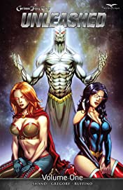 Grimm Fairy Tales: Unleashed Tome 1