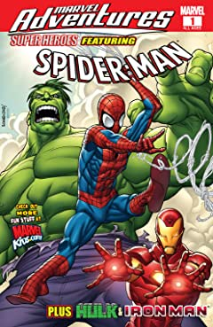 Marvel Adventures: Super Heroes (2008-2010) No.1