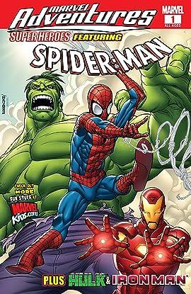 Marvel Adventures: Super Heroes (2008-2010) #1