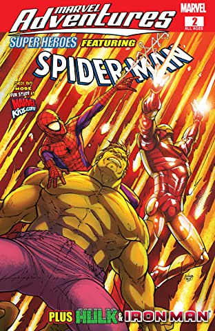 Marvel Adventures: Super Heroes (2008-2010) No.2