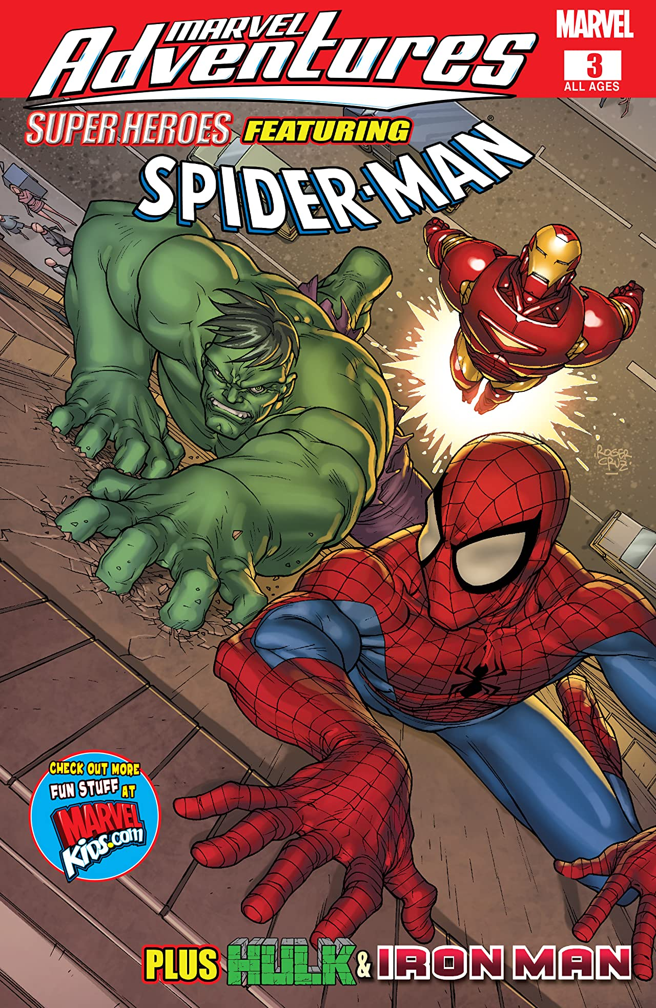 Marvel Adventures: Super Heroes (2008-2010) #3