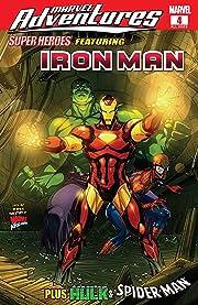 Marvel Adventures: Super Heroes (2008-2010) #4