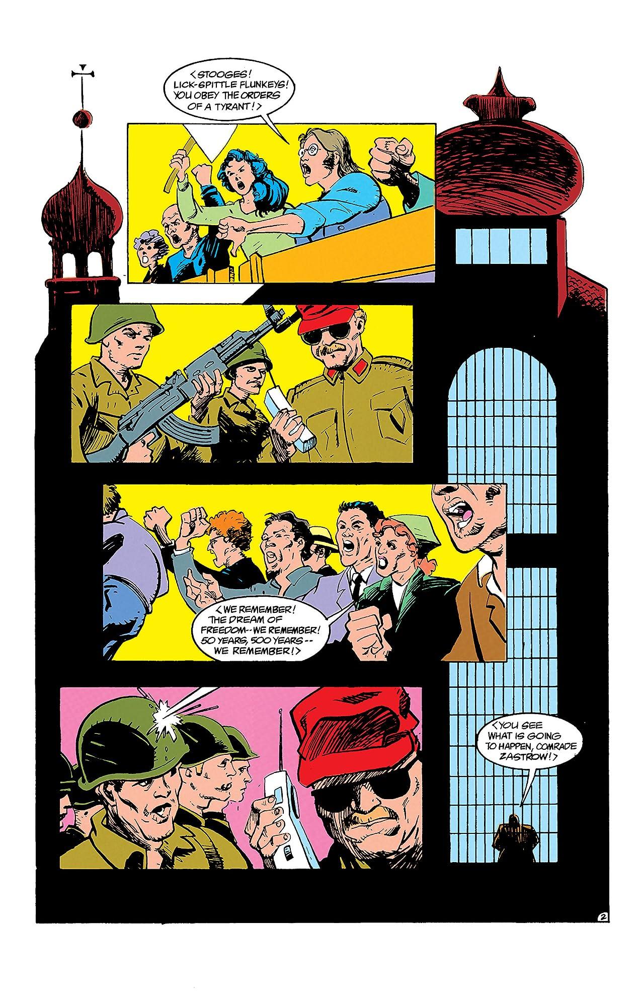 Suicide Squad (1987-1992) #42