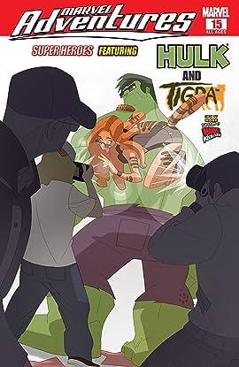 Marvel Adventures: Super Heroes (2008-2010) #15
