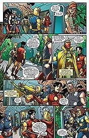 Marvel Adventures: Super Heroes (2008-2010) #19