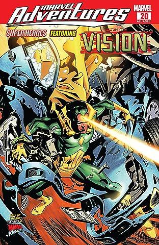 Marvel Adventures: Super Heroes (2008-2010) #20