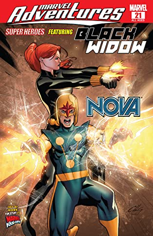 Marvel Adventures: Super Heroes (2008-2010) #21