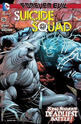 Suicide Squad (2011-2014) #26