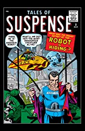 Tales of Suspense (1959-1968) #2